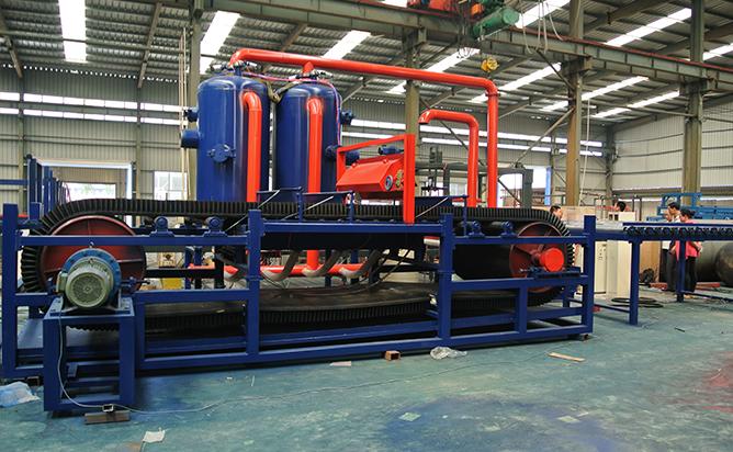 武隆县苯板生产设备