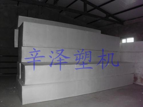 河南泡塑机械厂实景