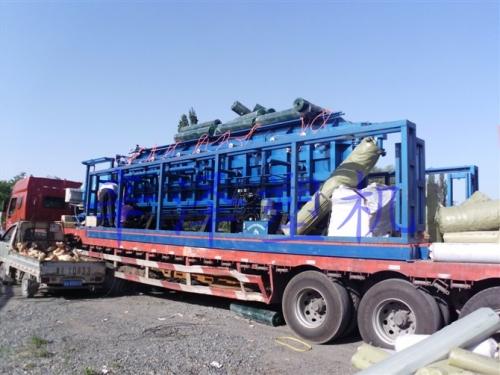青海新建泡塑机械厂实景