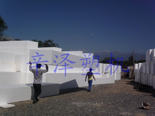 陕西新建泡沫机械厂实景